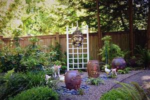 Những phong cách thiết kế sân vườn đẹp