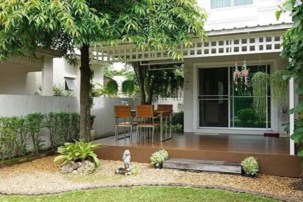 Ngôi nhà vườn cấp 4 bình yên, an nhiên hòa vào thiên nhiên.