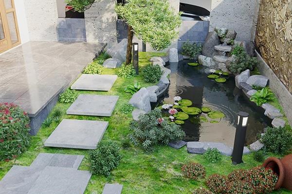 Gợi ý 40+ mẫu thiết kế lối đi sân vườn cực đẹp mới nhất 2021