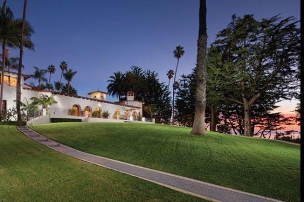 Cận cảnh biệt thự cũ của Tổng thống Nixon bên bờ biển California