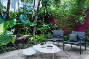 Ý tưởng sân vườn nhỏ đẹp 2021