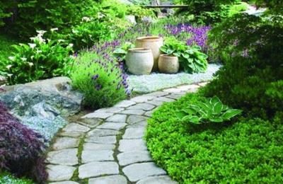 Vài mẫu thiết kế lối đi sân vườn đẹp, hợp phong thủy