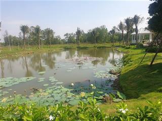 Nền khu biệt thự nhà vườn ven sông đẳng cấp 5*lk vinhomes q9 giá 21 tr/m2,  0982297*** ms. mưa