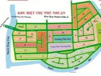 Bán đất nền biệt thự dự án Phú Nhuận, Q9, Hồ Chí Minh