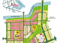 Bán đất nền nhà phố kdc cotec dãy a2 dt 83.5m2 giá 3.3 tỷ hướng tây bắc đường 12m 0934179***