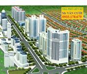 Bán đất nền đô thị chính chủ giáp bình chánh, 500 triệu, 125m2.  0967.178***