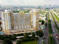 Daewontd bán giá nội bộ 6 căn skyvilla  55m2  84m2  tại centum wealth complex,  cđt