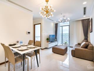 Bán căn hộ vinhomes central park 57.2m2 1pn tòa landmark plus nội thất cao cấp