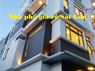 Nhà HXH KD Tôn Thất Tùng, Phạm Ngủ Lão, Q1, 80m2, 4 tầng, thang máy. Tùng thổ cư.