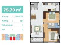 Bán căn hộ, bán căn hộ cc hiệp thành 64m2, block b, giá 1.65 tỷ.  0933 002 ***