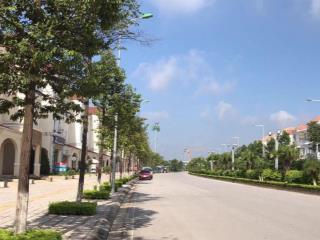 Bán Shophouse mặt đường chính 39m Nam An Khánh Sudico, chỉ 17,9 tỷ thương lượng
