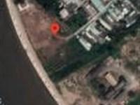 Chủ cần bán gấp lô đất mặt tiền sông Vàm Cỏ Tây, Tp.Tân An, Long An.