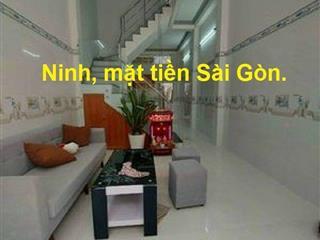 Nhà MT KD Phú Thọ, P1, Quận 11, 74m2, 2 tầng, nở hậu, giá quá rẻ. Ninh mặt tiền.