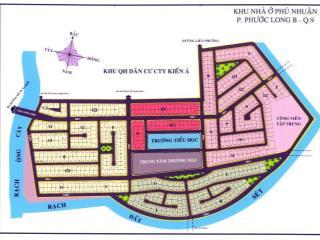 Chuyên giới thiệu đất nền dự án Phú Nhuận, Phước Long B, Q. 9