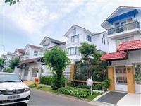 Gđ xuất ngoại bán rẻ căn biệt thự nam phú villa trần trọng cung q7, dt 12x24m, shr, giá 29.5 tỷ